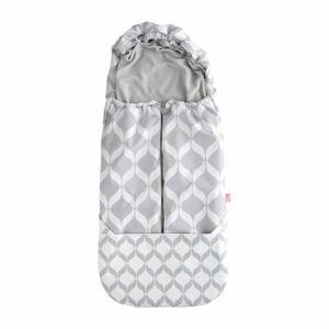 Motherhood Fusak do kočárku Softshell Classics Grey