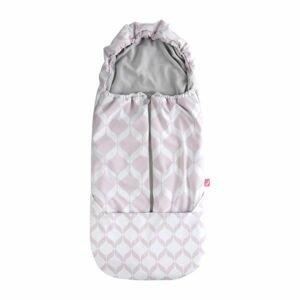 Motherhood Fusak do kočárku Softshell Classics Pink