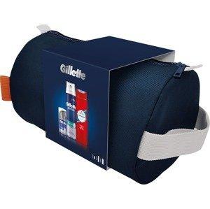 Vánoční sada Gillette series Pěna na holení + Krém po holení + Old Spice Whitewater sprchový gel
