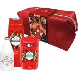 Old Spice Bearglove Dárkové balení 3ks + cestovní taška