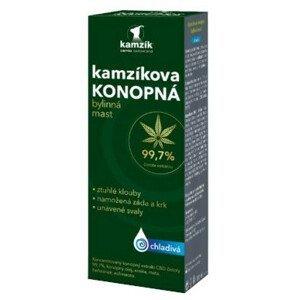 Cemio Kamzíkova konopná chladivá mast 200ml