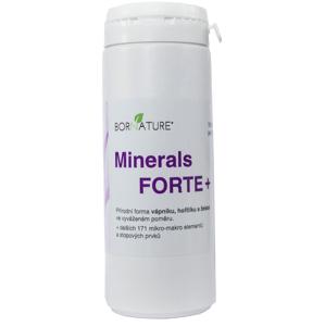 Bornature Minerals Forte + 650 mg 100 kapslí