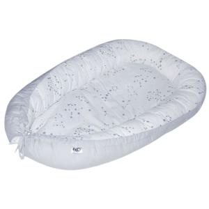 EKO Hnízdo pro miminko bavlněné Grey 90x60cm