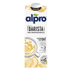 Alpro Barista ovesný nápoj 1l