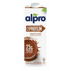 Alpro High Protein sójový nápoj s čokoládovou příchutí 1l