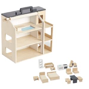 Kids Concept, Domeček pro panenky dřevěný Aiden