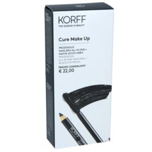 KORFF Dárkový balíček CURE MAKE UP řasenka + tužka na oči