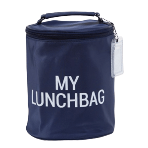Childhome, Termotaška na jídlo My Lunchbag Navy White