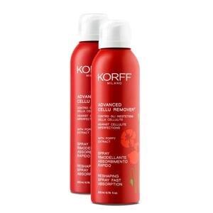 KORFF  Korf Advances cellu remover Remodelační sprej 250ml