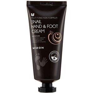 Mizon Snail Hand & Foot, Krém na ruce a nohy 100ml