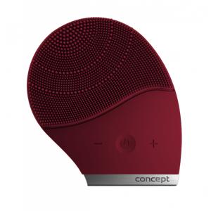 Concept SK9001 Čisticí sonický kartáček na obličej SONIVIBE, burgundy