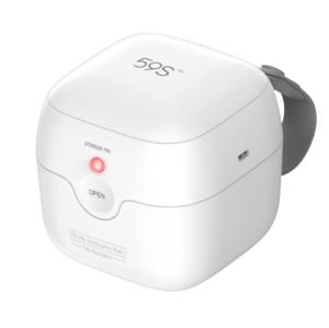 59S UV-C Mini sterilizátor S6 Bílý