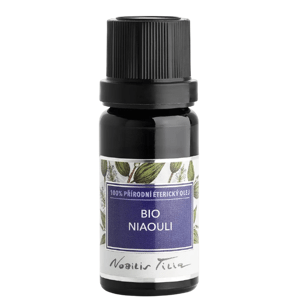 Nobilis Tilia Éterický olej bio Niaouli10ml