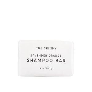 The Skinny tuhý šampón levandule pomeranč 113,3g