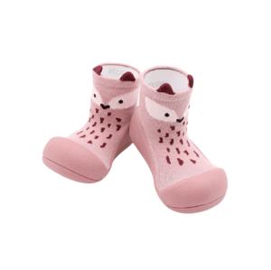 Attipas Dětské Botičky Fox Pink S