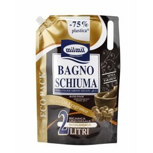 MIL MIL Koupelová pěna s vůní arganového oleje maxináplň 2l
