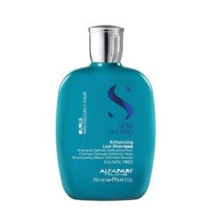 Alfaparf Milano Semi di Lino Jemný šampon pro vlnité a kudrnaté vlasy 250ml