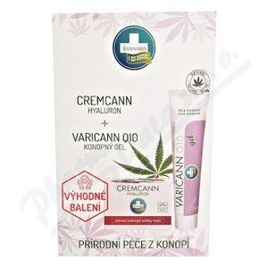 Annabis Varicann Q10 75ml + Cremcann Hyaluron 50ml