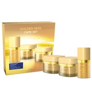 être belle Golden Skin kaviárový dárkový set 3ks