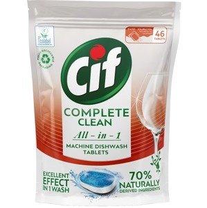 Cif All in 1 Regular Tablety do myčky nádobí 46ks