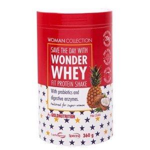 GoldNutrition Wonder Whey piňa colada 360g