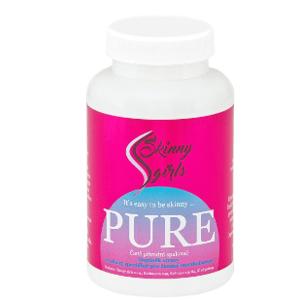 Skinny girls Pure čistě přírodní spalovač tuků 90 tobolek