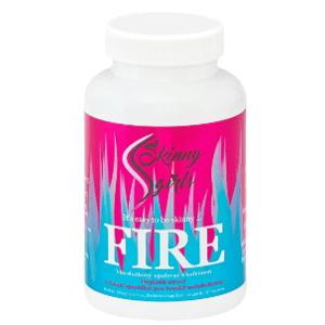 Skinny girls Fire spalovač tuků s kofeinem 120 tobolek