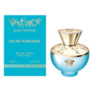 Versace Toaletní voda Dylan Turquoise 100ml