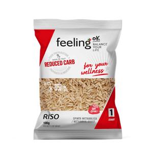 Feeling OK  Profidiet Proteinová těstovinová rýže 100g
