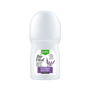 "BioVital DeBa Deodorant roll-on ""Floral"" 50ml"