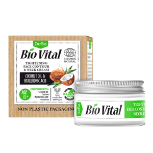BioVital DeBa Vypínající krém na obličej 50ml