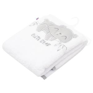 New Baby Dětská deka Cute Bear 90x110cm