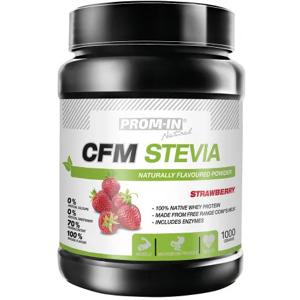 Prom-In CFM Stevia jahoda 1000g