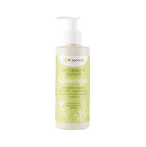 laSaponaria Sprchový gel s extra panenským olivovým olejem BIO 200ml