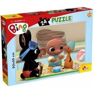 Liscianigioch Piknik puzzle 24 dílků Bing