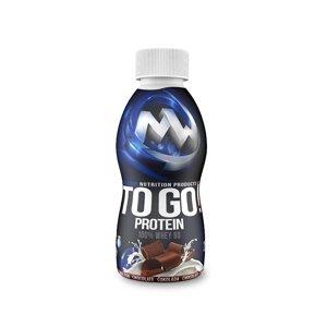 MAXXWIN Protein to go! čokoláda 25g