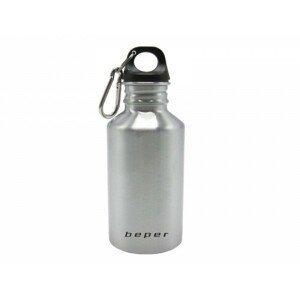 Beper Láhev na vodu nerezová stříbrná 0,5l