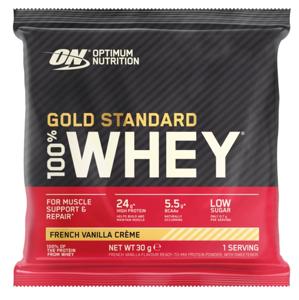 Optimum Nutrition Sample 100% Whey Gold Standard francouzský vanilkový krém 30g