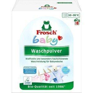 Frosch EKO Baby prací prášek na kojenecké prádlo (18 pracích dávek) 1,215kg
