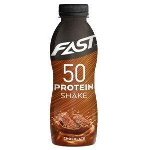 Fast 50 Protein Shake Choco 500ml