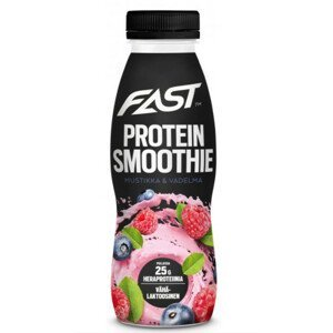 Fast Protein smoothie Blueberry Raspberry 330ml