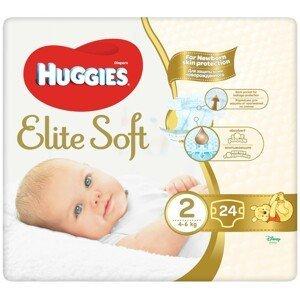 HUGGIES® Elite Soft-2 4-6kg 24ks