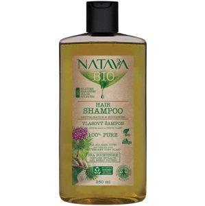 Natava BIO hair shampoo Burdock 250ml