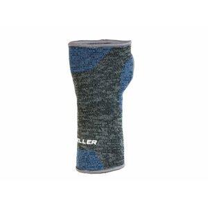 Mueller 4-Way Stretch Premium Knit Wrist Support, bandáž na zápěstí, L/XL