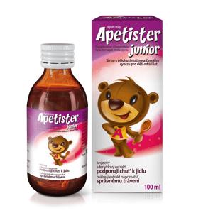 Aflofarm  APETISTER JUNIOR sirup 100 ml