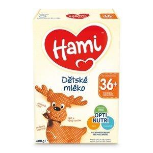 Hami Dětské mléko od uk. 36 měsíce 600g