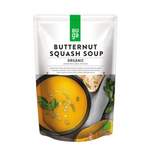 AUGA Dýňová polévka krémová s batáty BIO 400ml