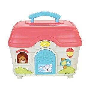 Bayo Interaktivní hračka domeček pro mazlíčky