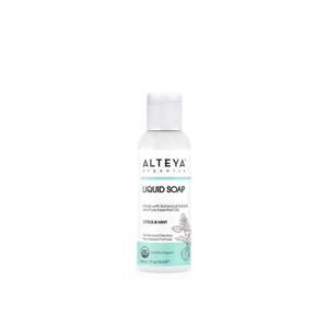 Alteya Organics Organické tekuté mýdlo Citrus & Máta Bio 30ml