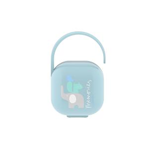 Suavinex Krabička na dudlík Memories, modrá